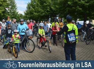 Ausbildung für Tourenleiter in Sachsen-Anhalt