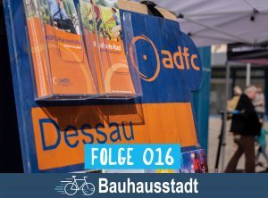 #RadPod#016 Bauhaustadt