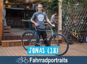 Fahrradportrait: Jonas (18)