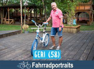 Fahrradportrait: Geri (58)