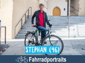 Fahrradportrait: Stephan (46)