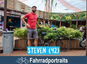 Fahrradportrati: Steven (43)